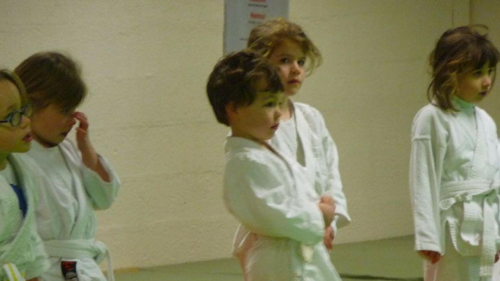 Babydo US Séné judo