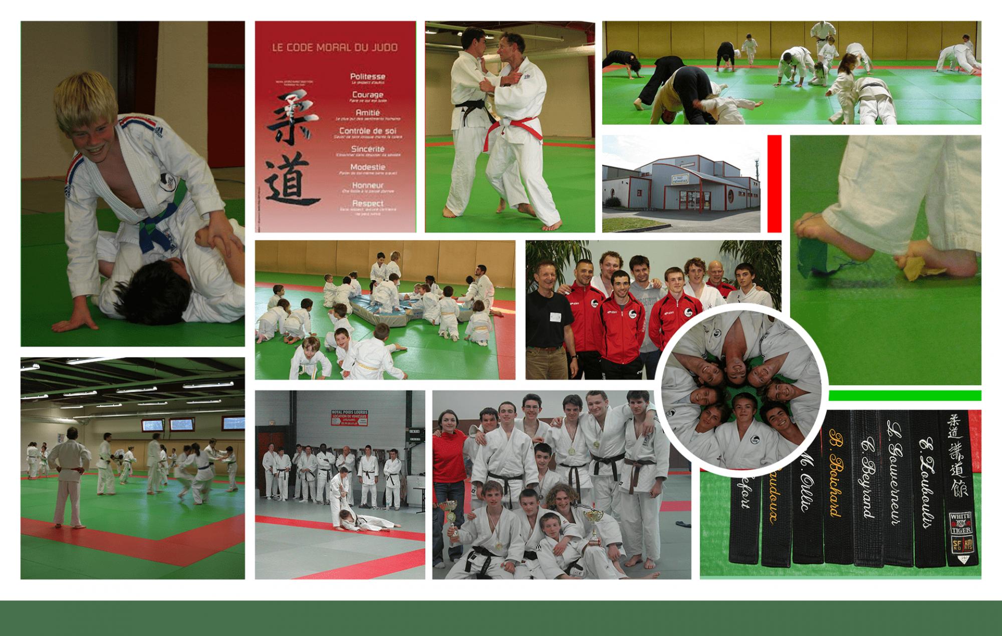U. S. Séné judo