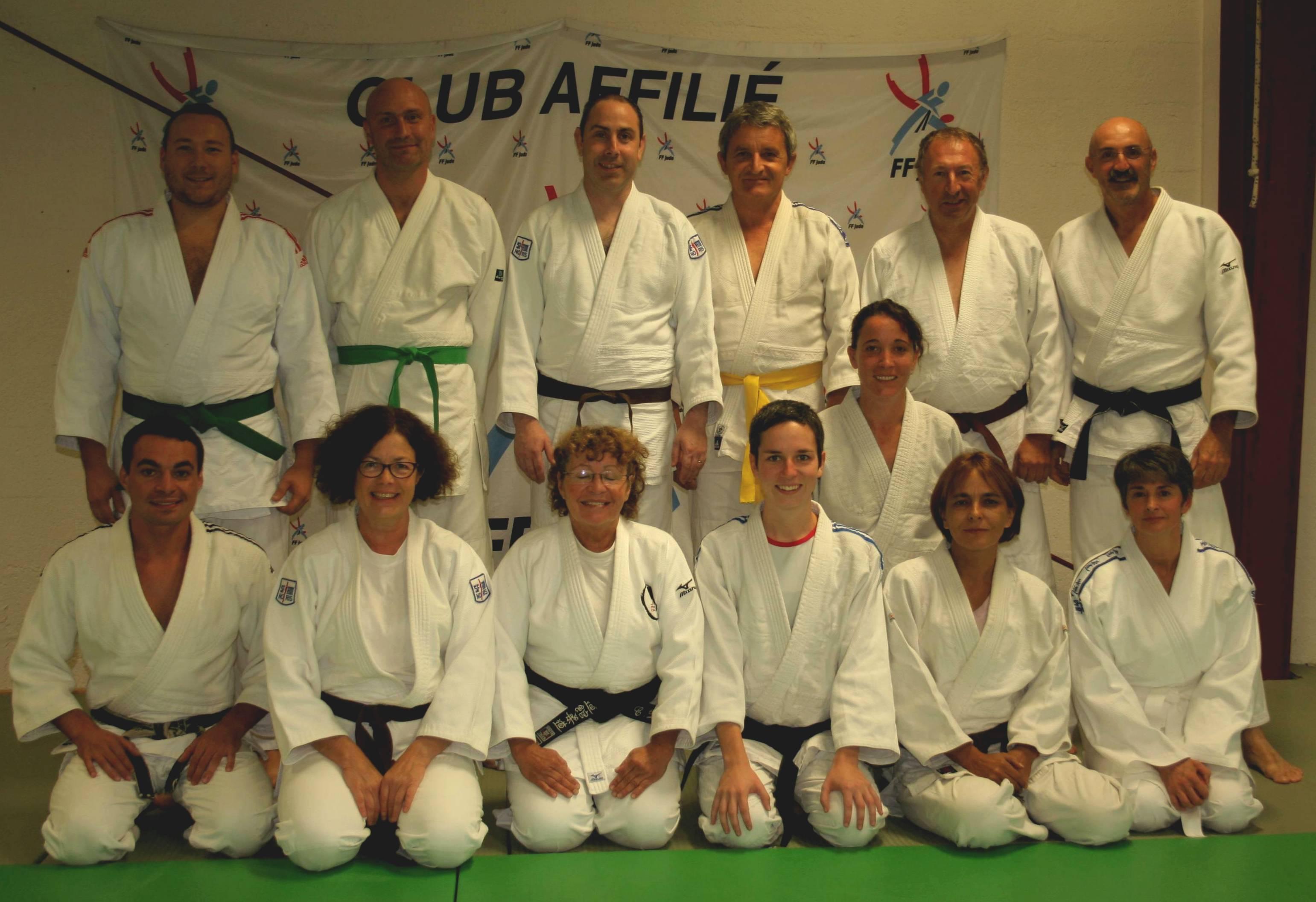 Cours adultes US Séné judo